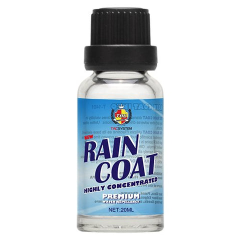 TAC Systems Rain Coat 20ml Kit - Premium Glass Sealant, Up to 12 Months Durability
