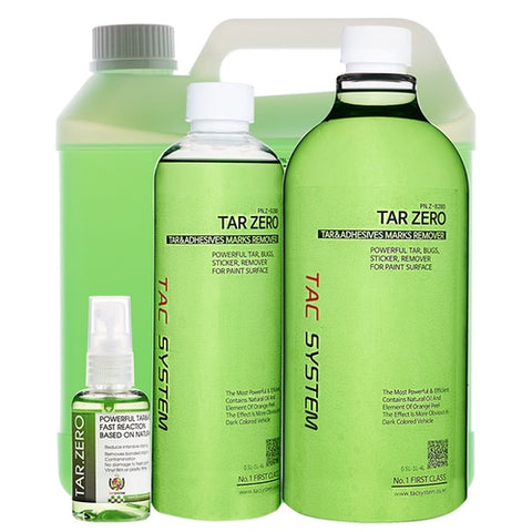 TAC Systems Tar Zero - Powerful Tar and Adhesive Remover