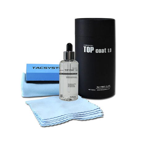 TAC Systems Top Coat 1.0 - 100ml