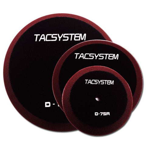 Tac System Maroon Medium Polishing Pad
