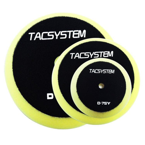 Tac System Yellow Fine Finishing Pad