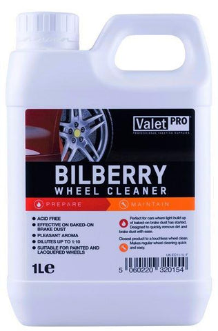 ValetPro Bilberry Safe Wheel Cleaner