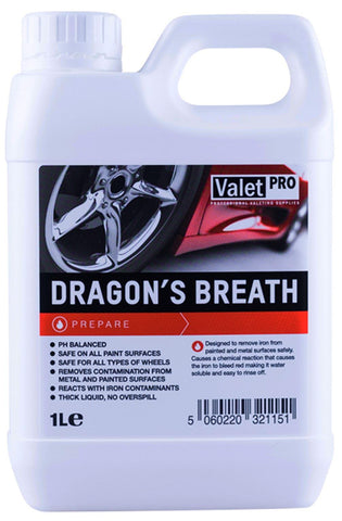 ValetPro Dragon's Breath Wheel Cleaner and Fallout Remover