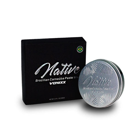 Vonixx Native Brazilian Carnaúba Paste Wax