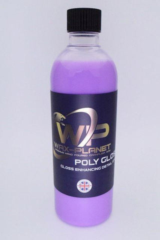 Waxplanet Poly Gloss - Gloss Enhancing Detail Spray 500ml
