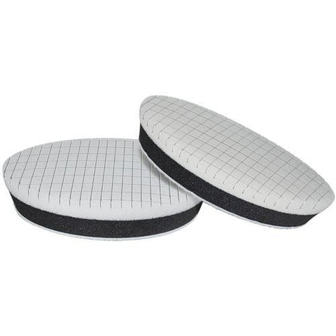 Scholl Concepts Black/White Sandwich Spider Polishing Pad (Heavy Cutting)