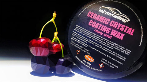 in2Detailing 'Black Edition' Ceramic Crystal Wax 200g