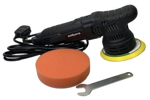 Sakura Dual Action Machine Polisher (DAS 6)