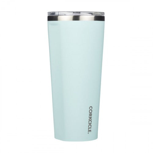 Corkcicle Classic Tumbler (16oz) - Gloss Powder Blue