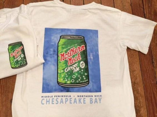 Northern Neck Ginger Ale Shirt