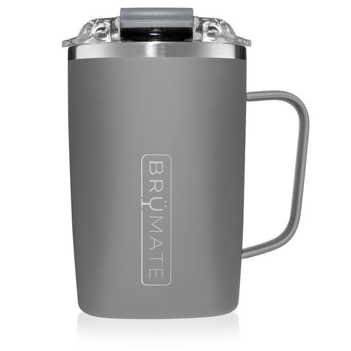 The Toddy (16oz) - Matte Gray