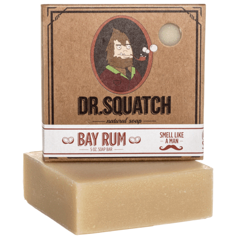Bar Soap - Bay Rum