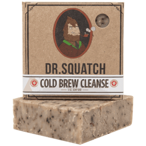 Bar Soap - Cold Brew Cleanse