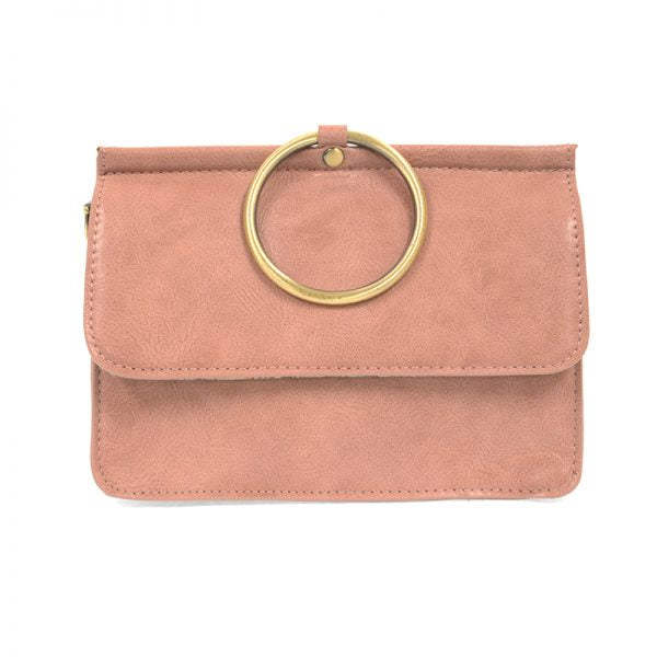 Aria Ring Bag - Mauve