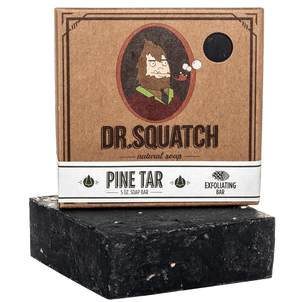 Bar Soap - Pine Tar Scrub