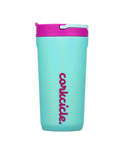 Corkcicle Kids Cup 12 oz - Glitter Mermaid