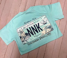 Southern Fried Cotton Custom Northern Neck Shirt - Chalky Mint