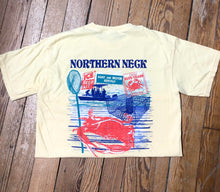 Northern Neck Crab Poster T-Shirt - Short Sleeve