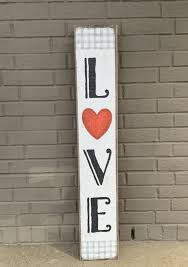 Porch Sign - Love (pick-up only)