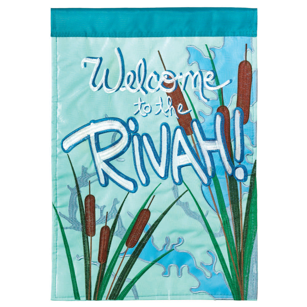 Welcome to the Rivah Flag