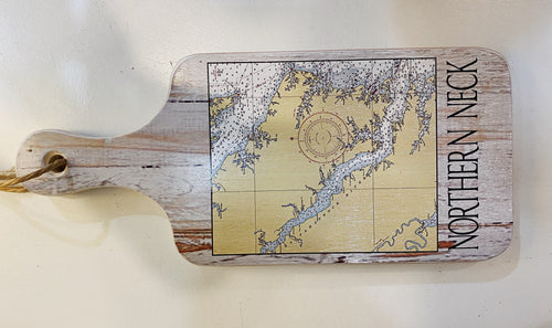 Northern Neck Cutting Board