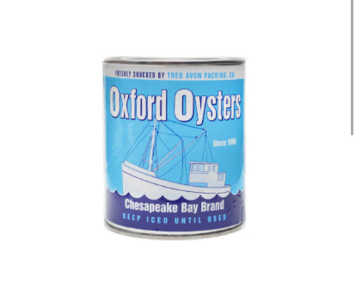 Vintage 13oz Oyster Candle - Oxford