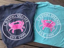 Crying Shame Crab Shirt