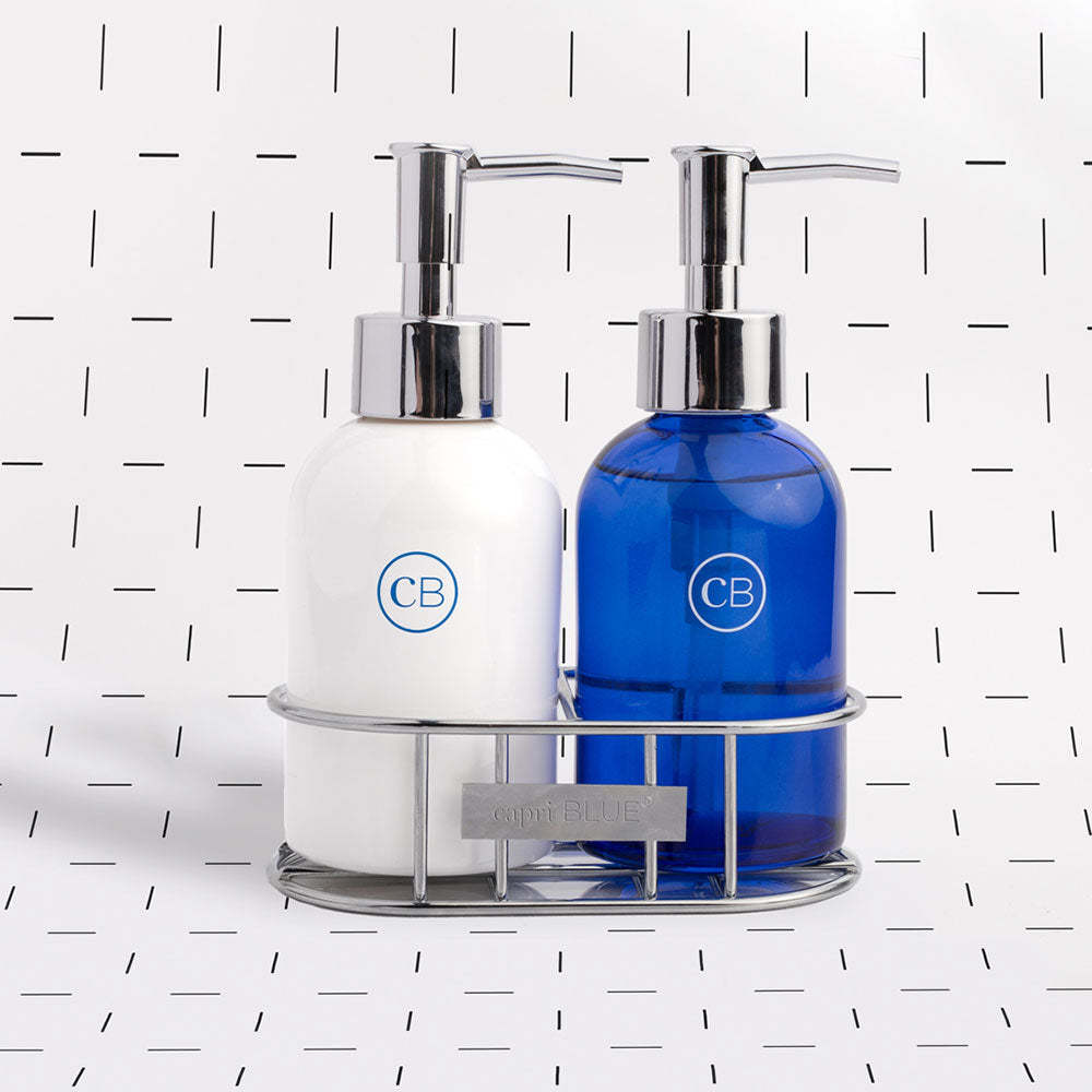 Blue Jean Sink Set - Hand Wash & Lotion Duo