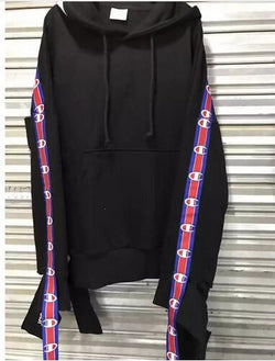 ea53687460dd89 Vetements x Champion Taped TrackSuit Hoodie and Sweat Pants