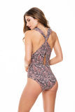 TWIST STRAPS DESERT SKIN ONE PIECE