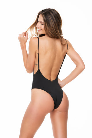 BASIC BLACK ONE PIECE