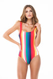 SQUARE NECKLINE ARTSYLAND ONE PIECE.