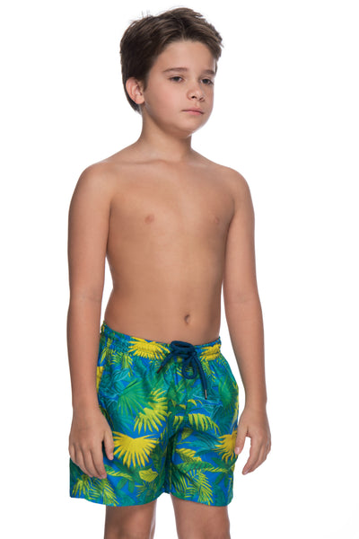 PALM FUN BOY'S SWIMTRUNK