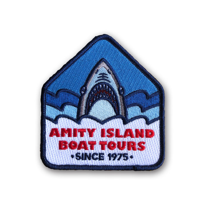 Amity Island Boat Tours Patch