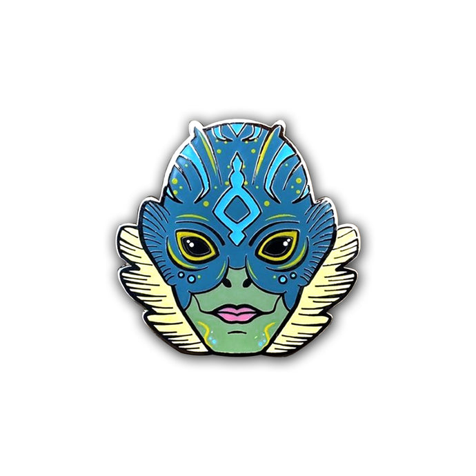 The Asset Glow in the Dark Pin * PREORDER*
