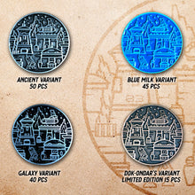 Galaxy's Outpost Blind Bag Pins