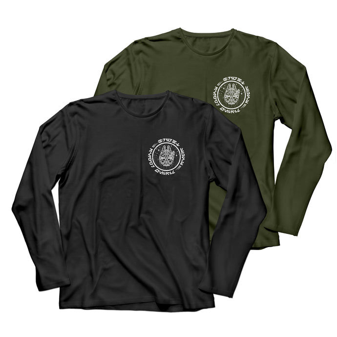 Galaxy's Outpost Long Sleeve Shirt