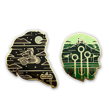 Keeper and Seeker Pin Set
