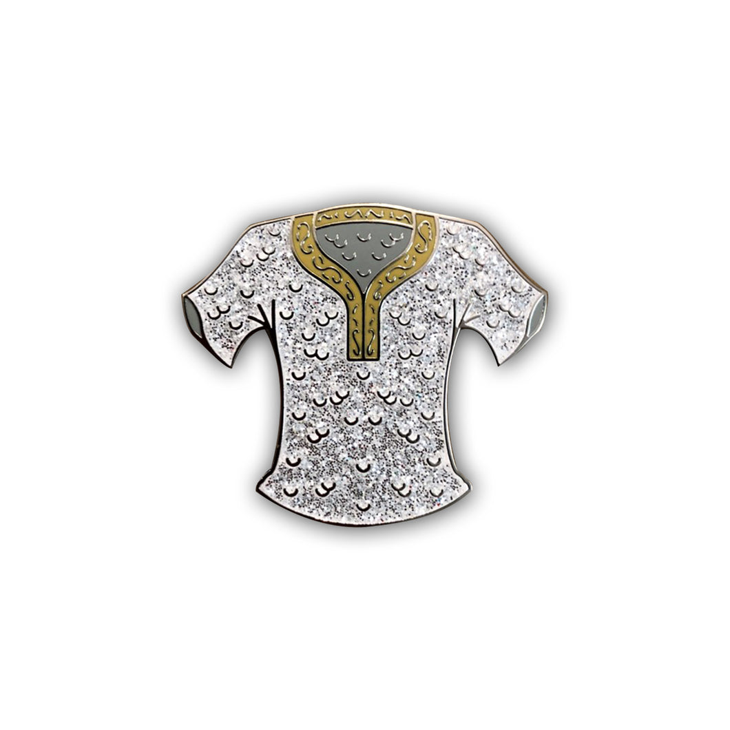 Mithril Shirt Pin