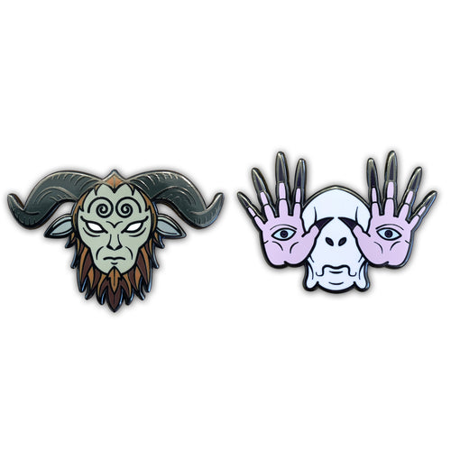 Labyrinth Pins