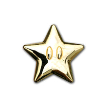 Power Star Pin