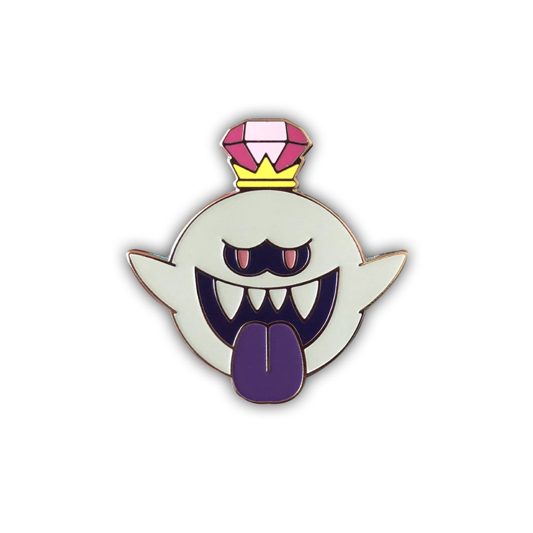 Royal Ghost Pin