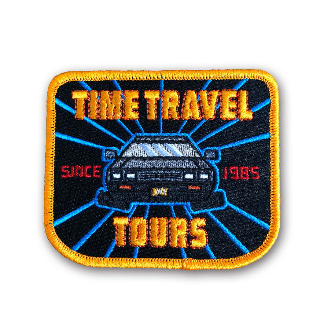 Time Travel Tours Patch