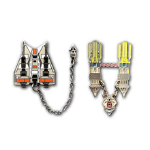 Podracer and Speeder Deluxe Pin Set