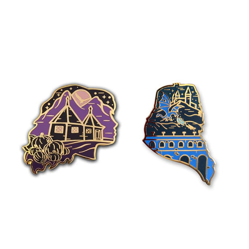 Prisoner and Fire Pin Set