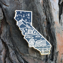 The Golden State Pin