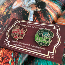 Sorcerer and Chamber Pin Set