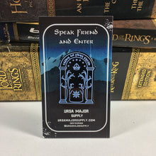 Sting and Speak Friend and Enter Pin Bundle
