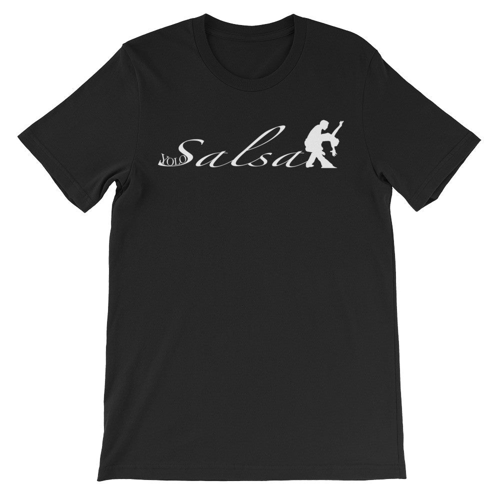 YOLOSalsa t-shirt With Quote