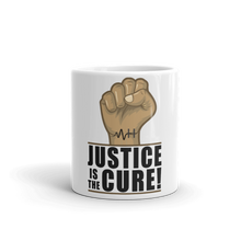 Load image into Gallery viewer, Mental-Hop Justice is the Cure! Mug